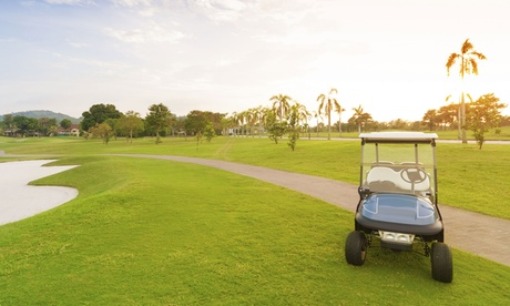 2 green fees con buggy y almuerzo para una o dos personas desde 29,90€ en Cuenca Golf Club Villar de Olalla