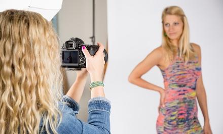 Shooting fotografico in studio o esterna fino a 4 persone con Antonio Nebuloni (sconto 75%)
