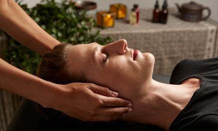 1, 3 o 5 masajes craneofaciales y 1 sesión de reiki desde 14,95 € en Juankimétodo RITNES RAMA