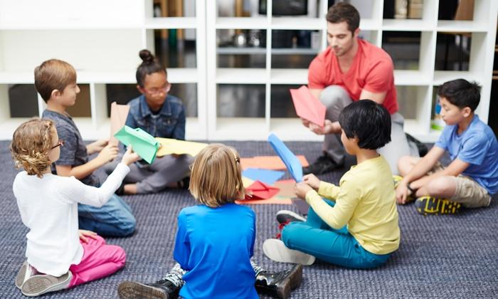 Kleine Deutschschule - Lakeview: $325 for German Language Day Camp, April 18-22 at Kleine Deutschschule ($700 Value)