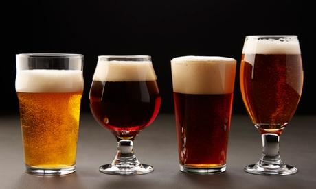 Visita guiada a la fábrica de cerveza y cata para 2, 4, 6 , 8 o 10 personas desde 12,95 € en El Secreto Del Abad