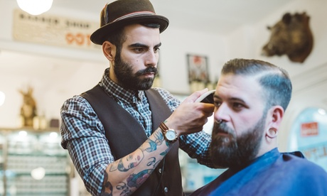 Men's Beard Treatment with Optional Facial at Noir Pearl Spa (Up to 53% Off) 9eafb29b-8762-4452-b3eb-11bd3ebe7196