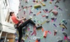 Up to 47% Off Indoor Climbing Pass at Ape Index Climbing Gym