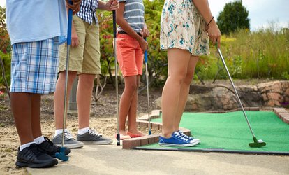 Up to 38% Mini-Golf at Essex Golf Center