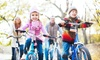Truman Lake Bikes - Twin Peaks: One Person, Two Person, or Four Person Bicycle Rental at Truman Lake Bikes (Up to 59% Off)