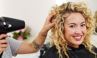 Haircut Package with Optional Highlights or Full Color at Royal Treatment Spa (Up to 61% Off)