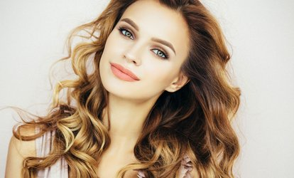 Balayage, Trim, Style, Color, Conditioning, and More from Brittany at Capelli Couture <strong>Salon</strong> (Up to 53% Off)