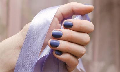 Gel Polish on Hands, Feet or Both at Charlotte at Stylistics (Up to 47% Off)