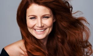 Up to 63% Off Hair Colouring Services  at Angela Coubarakis Master Hair Stylist, plus Up to 6.0% Cash Back from Ebates.