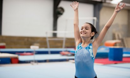 One-Hour <strong>Gymnastic</strong> Class or Seven Weeks of <strong>Gymnastics</strong> at Louise Noel's Dance and <strong>Gymnastics</strong> (Up to 45% Off)