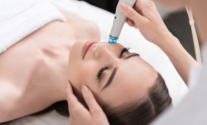 Up to Six Microdermabrasion Sessions at London Body Centre
