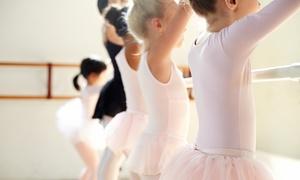 Café De La Danse Dance Studio: Ballet Summer Classes for Kids at Café De La Danse Dance Studio (Up to 56% Off)