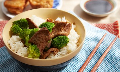 image for <strong>Thai</strong> Cuisine for Two or Four, or More at <strong>Thai</strong> Rice (Up to 40% Off)