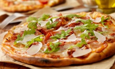 Italienisches 3-Gänge-Menü mit Pizza oder Pasta nacch Wahl bei Papa Pevino Pizzeria & Vinotheka (bis zu 52% sparen*)