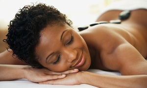 Studio 9 Advanced Treatments: One-Hour Hot Stone with Aromatherapy Massage at Studio 9 Advanced Treatments (65% Off)