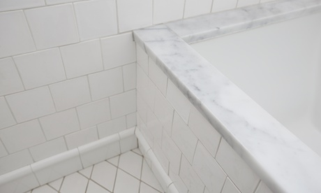 Bathtub Re-Caulking or Shower Pan or Full Bathtub Refinishing from The Tropical Tub Doctor (Up to 55% Off)