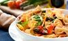 Up to 48% Off at Pomodoro's Cucina Italiana
