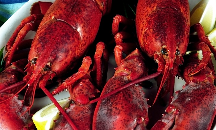 Lobster Q - Cowbell Corner: $21 for $40 Worth of Seafood and Barbecue at Lobster Q