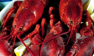 Lobster Q: $21 for $40 Worth of Seafood and Barbecue at Lobster Q
