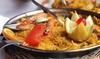 Taberna La Tata - Taberna La Tata: Menú para 2 o 4 personas con aperitivo, principal, postre y vino o cerveza desde 24,90 € en Taberna La Tata