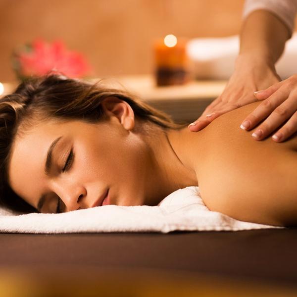 Lucky star foot massage