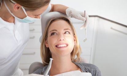 image for Dental Check-Up at Smile Zone