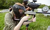Up to 90% Off Paintball Package at Survival Tactics