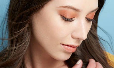 One Full Set of Classic Eyelash Extensions at Bella-House Skin Care (Up to 54% Off)