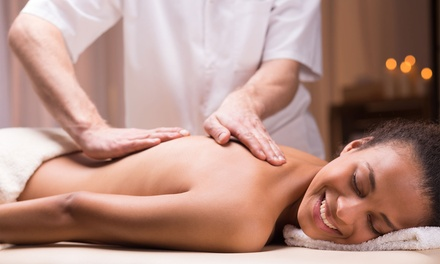 One-Hour Full-Body Massage: One ($39), Three ($99) or Five Visits ($165) at Heavenly Massages (Up to $450 Value)