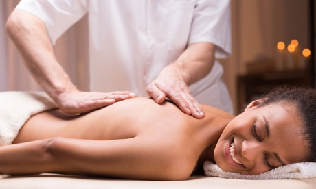 Deep-Tissue Massage with Optional Aromatherapy at MIDAS Therapeutics(Up to 60% Off). Two Options Available.