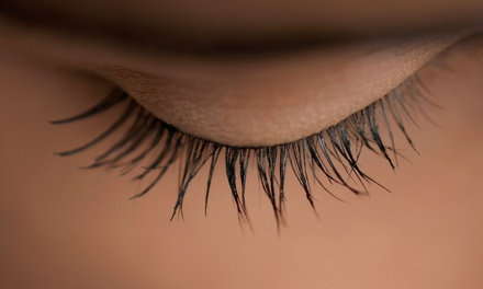 Full Set of Eyelash Extensions   Classic ($39) or Russian Volume ($59) at JT Salons (Up to $120 Value)
