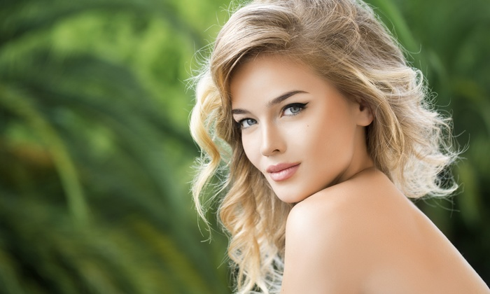 Enrich Hair And Beauty Salon - Murwillumbah: Hairstyling Package ($29) with Half ($49) or Full Head Foils ($69) at Enrich Hair And Beauty Salon (Up to $135 Value)