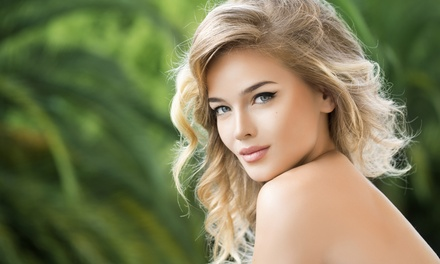 Hairstyling Package $29 with Half $49 or Full Head Foils $69 at Enrich Hair And Beauty Salon Up to $135 Value