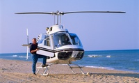 Desert Safari with Entertainment, 15-Minute Helicopter Tour or Both at World Wide Tourism & Holiday
