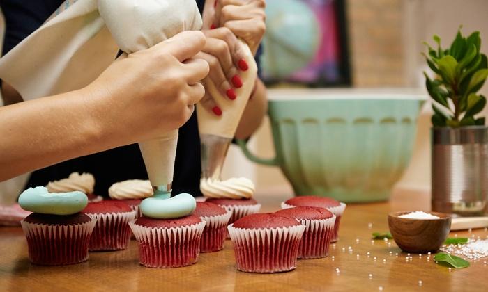 E-careers Key BE: Des cours en ligne pour apprendre à faire des pâtisseries, des cupcakes et bien d'autres dès 9.99 € avec E-careers