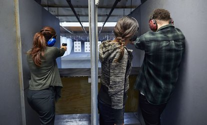 image for Concealed-Weapon-Permit Class for One, Two, or Four at Miami Shooters Club (58% Off)