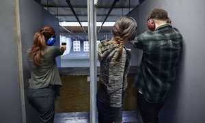 Miami Shooters Club: Concealed-Weapon-Permit Class for One, Two, or Four at Miami Shooters Club (51% Off)