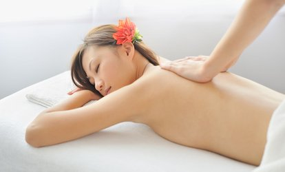 image for C$84 for One 60-Minute Anti-Stress <strong>Massage</strong> with Face Hydration Treatment at Sabai <strong>Thai</strong> Spa (C$145 Value)