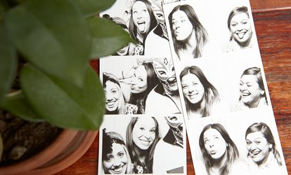 image for 2-Hour <strong>Photo Booth</strong> Rental from Mediatrix <strong>Photo Booth</strong> (55% Off)