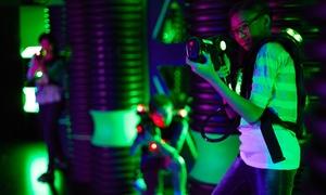 Lasertag Planet Erlangen: 1x 60 Min. Lasertag-Spiel inkl. Ausrüstung für 2, 4, 6 oder 8 Personen bei Lasertag Planet Erlangen (bis zu 56% sparen*)