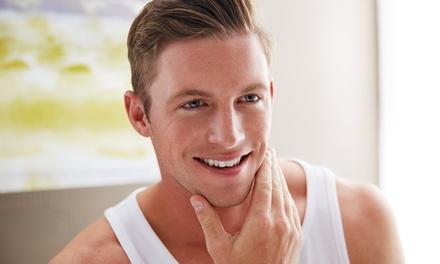 Limpieza facial masculina con opción a exfoliación de espalda desde 22,95 € en Naturopatía Tenerife