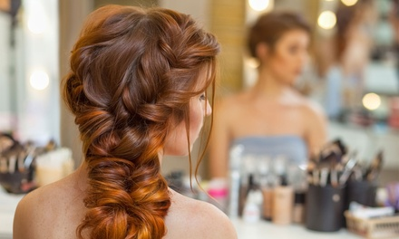 Two or Three-to-Four Feed-In Braids at Braids By BrittBritt (Up to 50% Off)