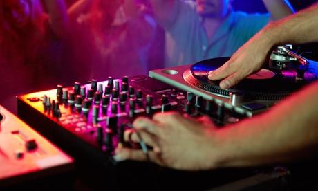 $250 for Two Hours of DJ, Hosting, and Entertainment Services ($400 Value) cc4e52e7-737d-493e-ae7a-211c4a6e5403