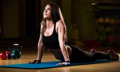 Yoga deal & coupon groupon