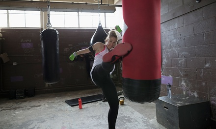 Five or Ten Kickboxing Classes for Adults or Kids at United Martial Arts Schools (Up to 84% Off)