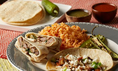 30% Cash Back at Peppers Authentic <strong>Mexican</strong>