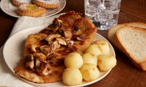 Ranczo – bar z polską kuchnią: Uczta polska dla 2 osób za 35,99 zł i więcej opcji w barze Ranczo