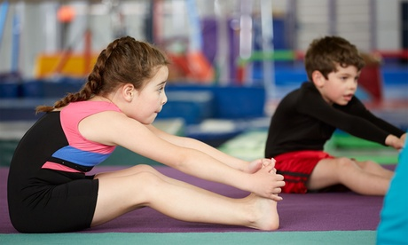 Three or Six Weeks of Youth or Mommy and Me Gymnastics, or Youth Fitness Classes at Gym and Fit (Up...