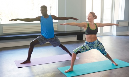 10 or 20 Yoga Classes at Simplicity Yoga Studio (Up to 68% Off)
