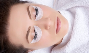 Elle Beauty Bar: Full Set of Eyelash Extensions with Optional Two Week Fill at Elle Beauty Bar (Up to 68%  Off)